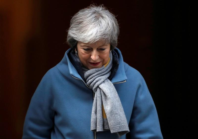 May's NI allies upbeat after Brexit talks