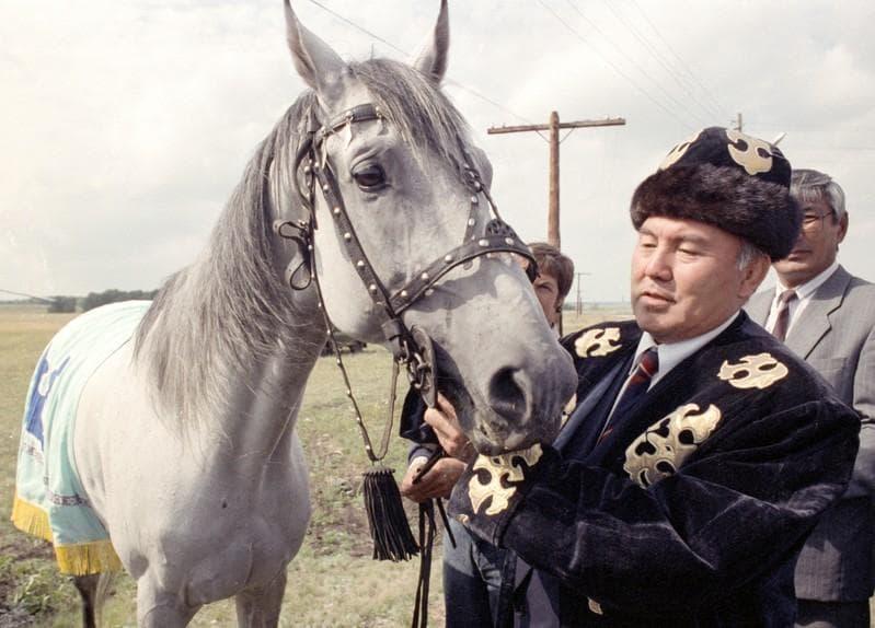 Kazakhstans leader Nazarbayev resigns after three decades in power