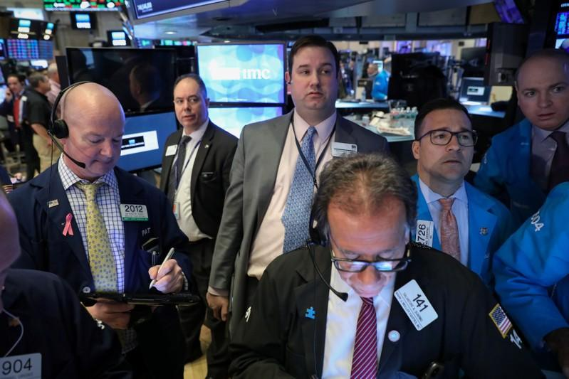 Stocks and oil touch 2019 highs; sterling wobbles, like Brexit