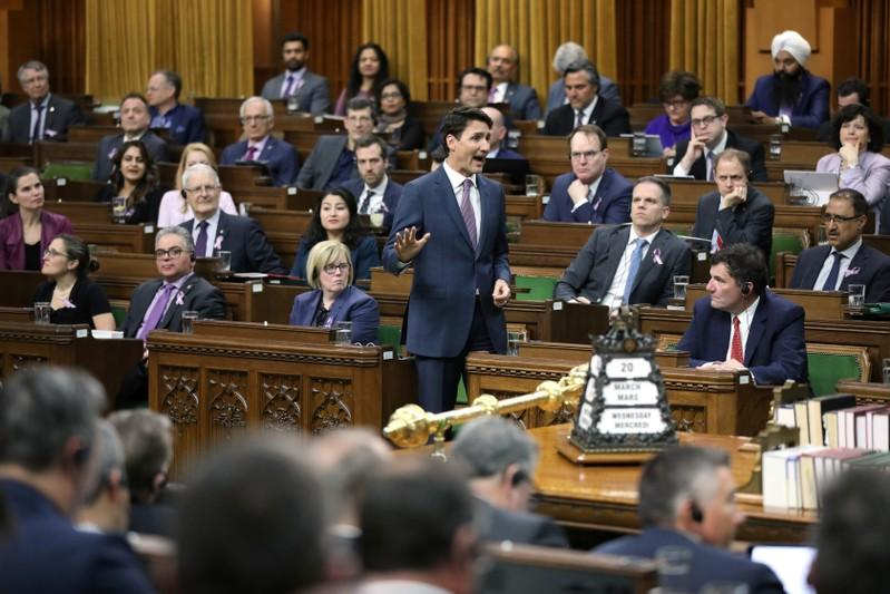In fresh blow to Canada PM Trudeau, lawmaker quits his caucus