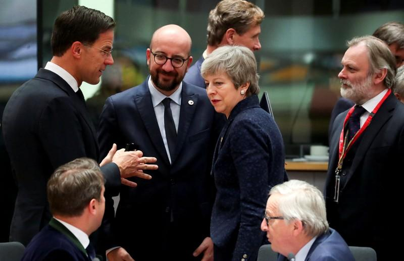 EU considers options for Brexit delay: May 7, year-end or open-ended, diplomats say