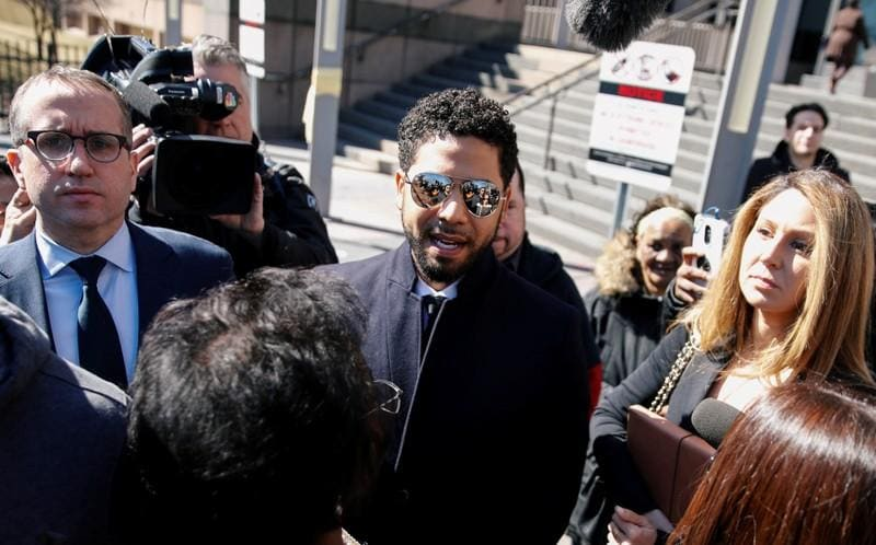 Chicago mayor lashes out after prosecutors drop Jussie Smollett charges