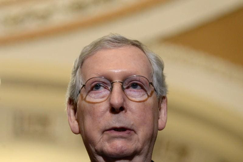 McConnell backs push for investigation of Russia probe missteps
