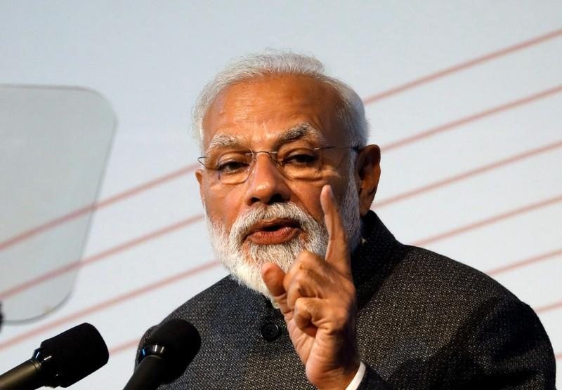India shoots down satellite in test, Modi hails arrival as space power