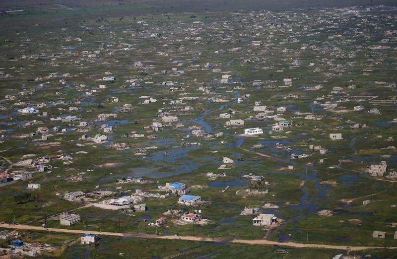 Amid ruined lives, Mozambiques cyclone survivors face cholera, diarrhoea