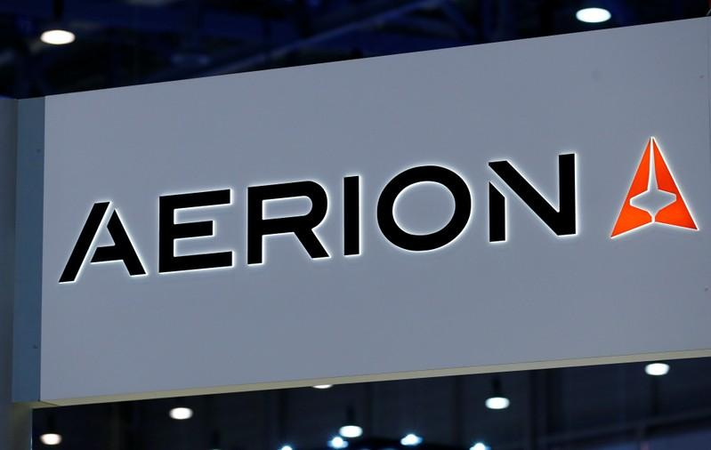 Aerion designing supersonic jet to run completely on biofuels: CEO
