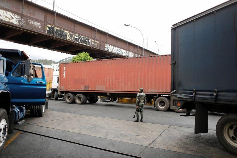 Venezuela rations diesel supply to truckers as fuel shortages worsen