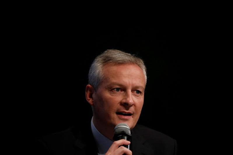 EU needs 'full' exemption from U.S. tariffs - France's Le Maire
