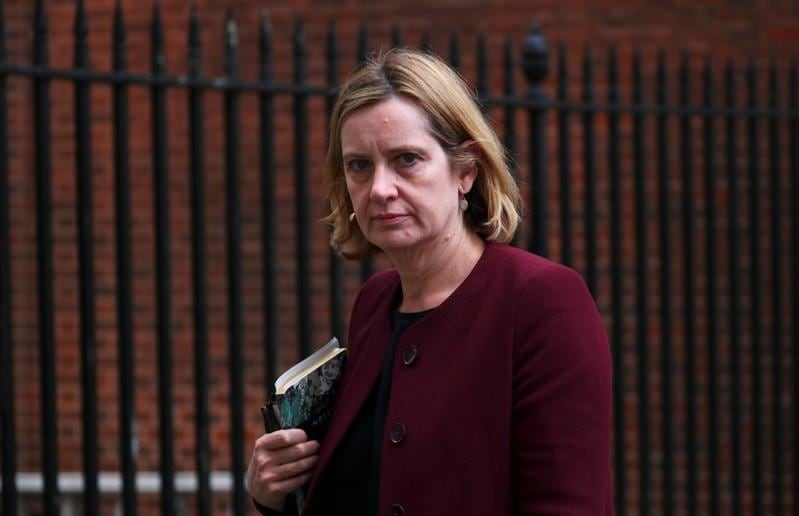 British interior minister faces calls to resign after Windrush scandal