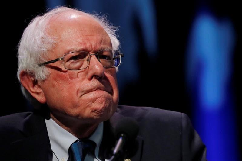 Bernie Sanders raises .2 million for White House run, takes fundraising lead