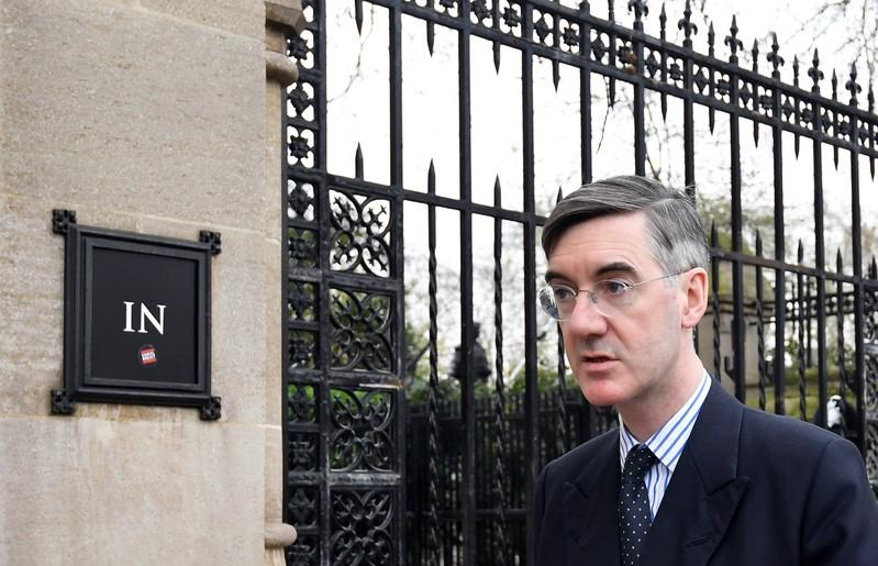 Deeply unsatisfactory: Rees-Mogg attacks PM Mays new Brexit plan