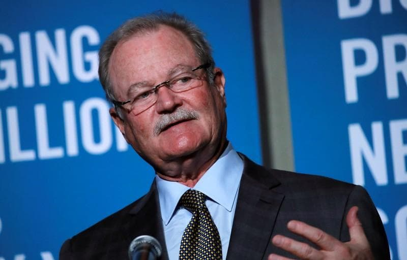 AIG paid CEO Duperreault .9 million in 2018: filing