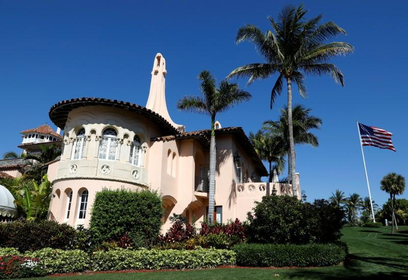 Chinese woman arrested by Secret Service at Trumps Mar-a-Lago