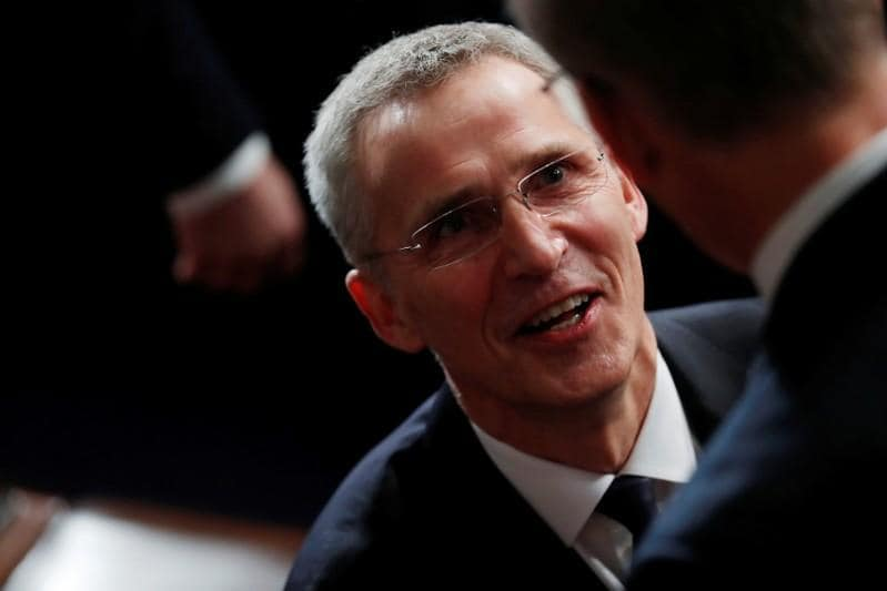 NATO chief says Brazil, other Latin American countries could become partners