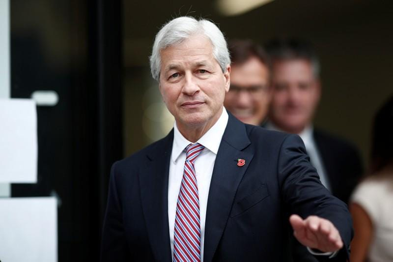 JPMorgans Dimon urges infrastructure, mortgage reform to spur U.S. growth
