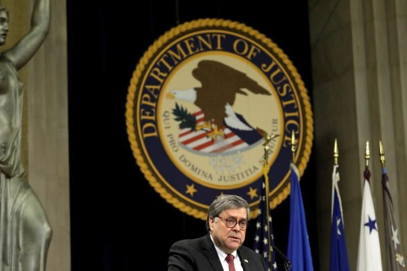 Under pressure, U.S. Justice Department defends handling of Mueller report