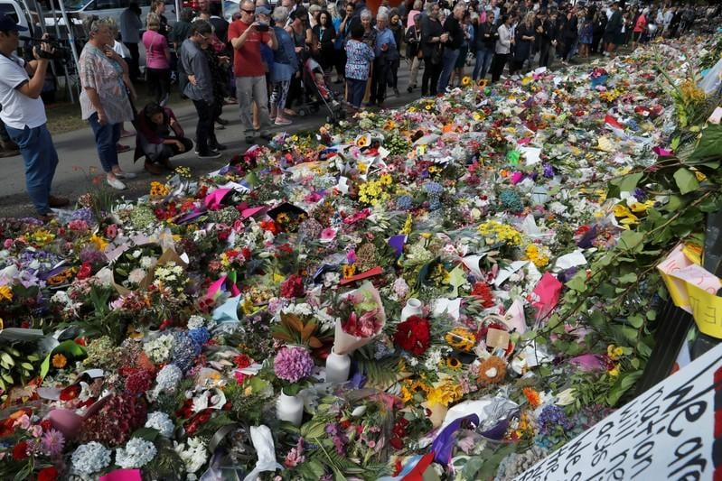 Court orders mental assessment for New Zealand massacre suspect, murder charges added