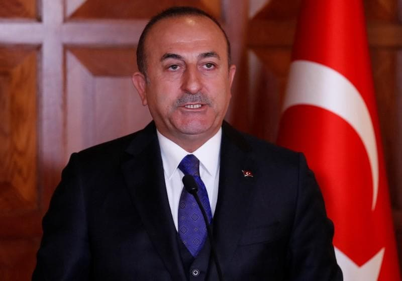 Turkey criticises U.S. readout of foreign ministers meeting