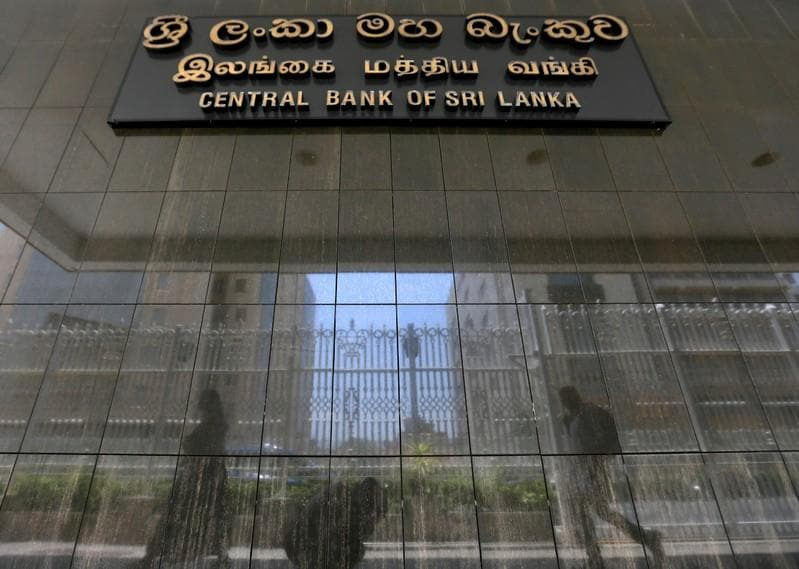 Sri Lanka central bank leaves rates unchanged, but could ease in future