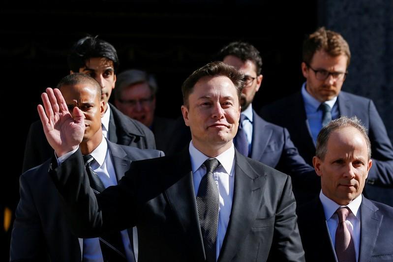 SEC steps on Tesla reasonable to prevent problems - commissioner