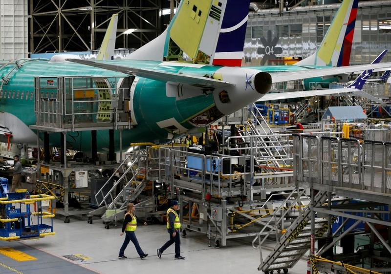 Major air regulators to join FAAs review panel on Boeings 737 MAX