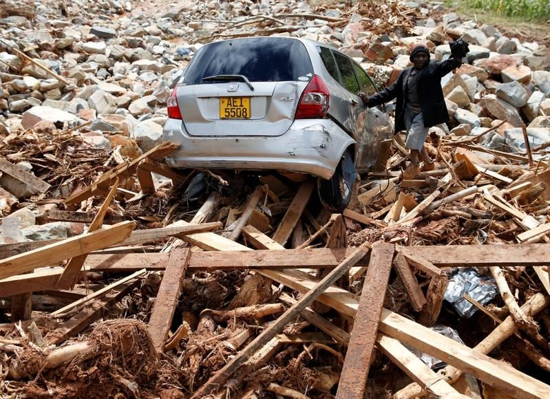 Zimbabwe seeks 3 million aid from donors after drought, cyclone