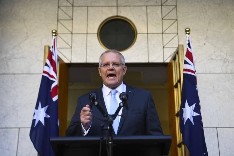 Australia goes to the polls on May 18 with taxes, climate change as major issues