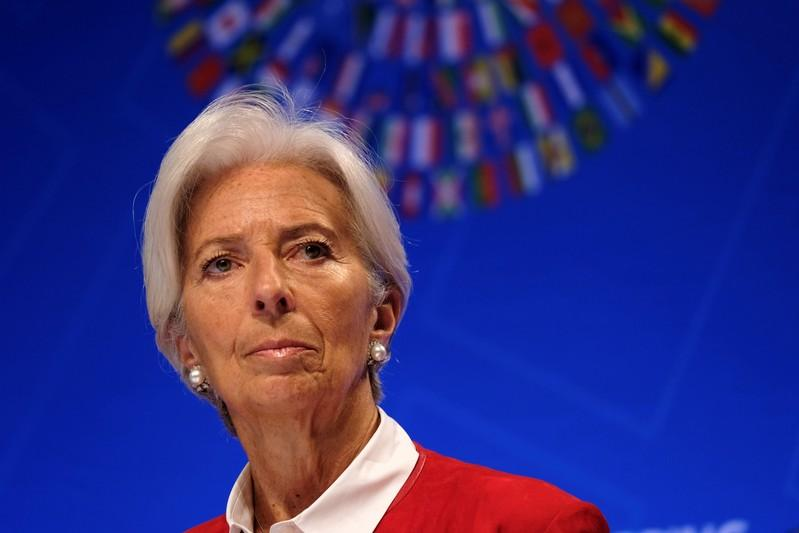 IMFs Lagarde says Brexit extension avoids terrible outcome