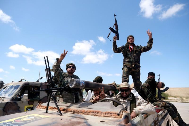 EU urges Libyas Haftar to end Tripoli attack