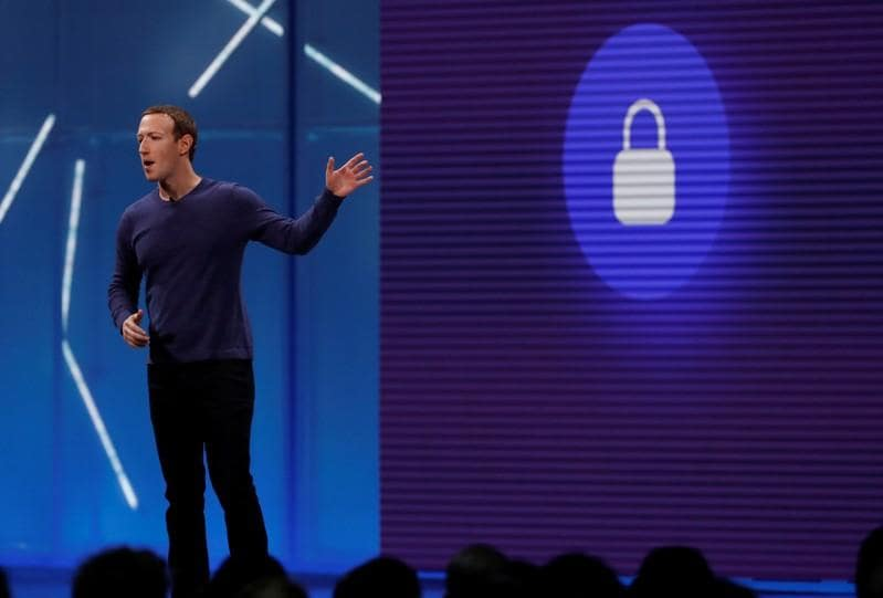 Facebook spent $20 million on Mark Zuckerberg's personal security in 2018