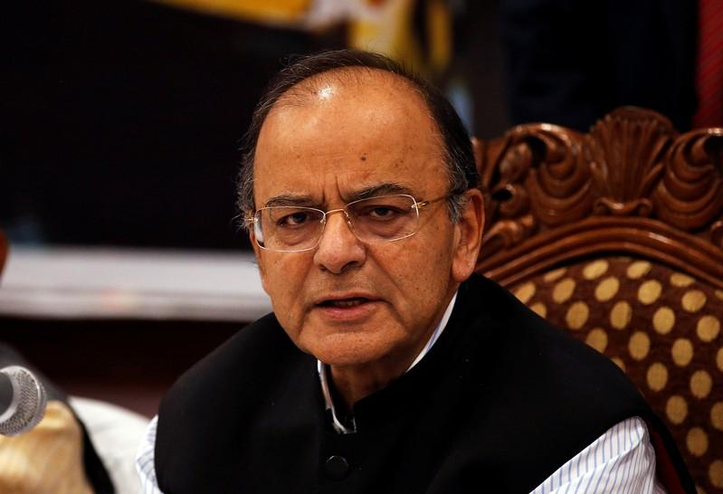 Arun Jaitley says extreme poverty falling to end by 2031