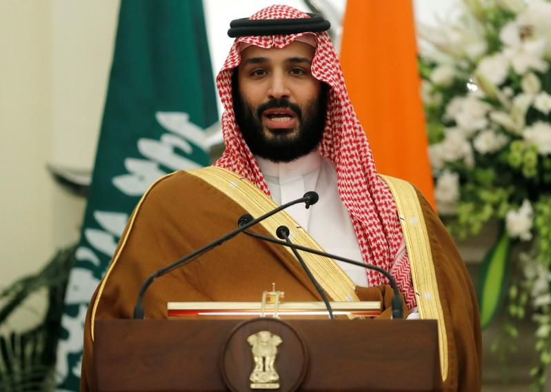 Saudi Crown Prince meets commander of U.S. Central Command: report