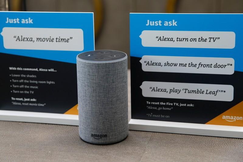 Facebook working on voice assistant to rival Amazons Alexa: CNBC