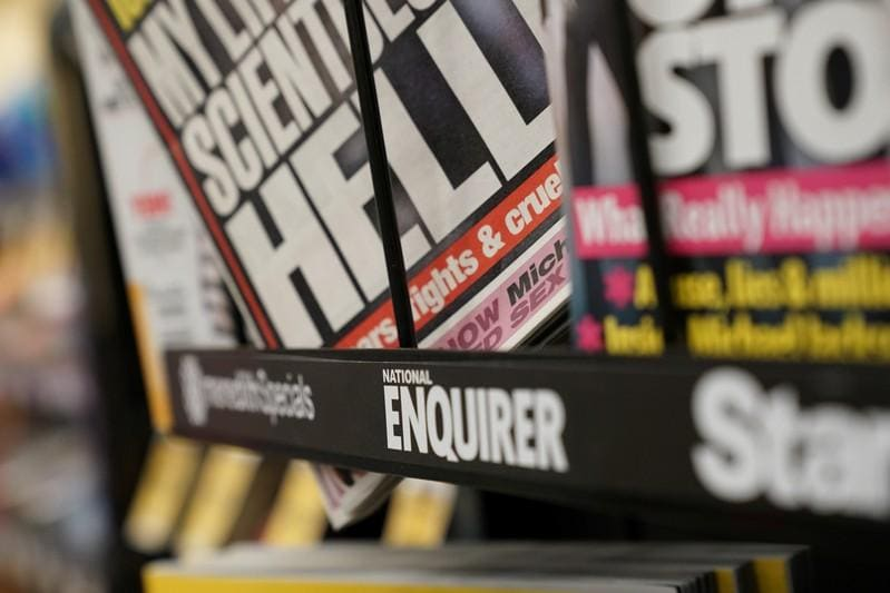 Corrected Hudson Media chief James Cohen to buy National Enquirer