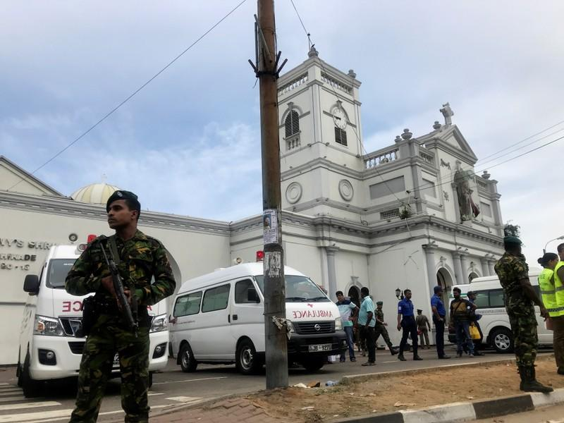 Bombs kill more than 200 in Sri Lankan churches, hotels on Easter Sunday