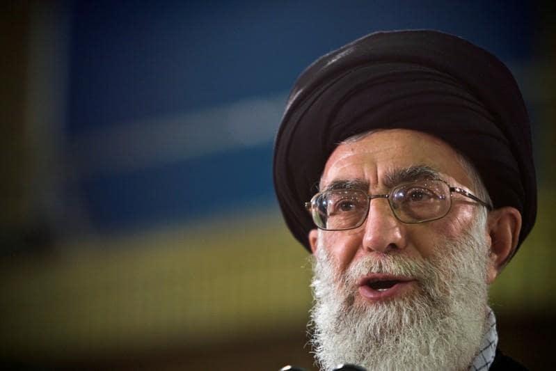 Khamenei names new chief for Irans Revolutionary Guards