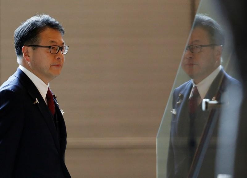 Japan sees limited impact from US decision on Iran sanctions minister