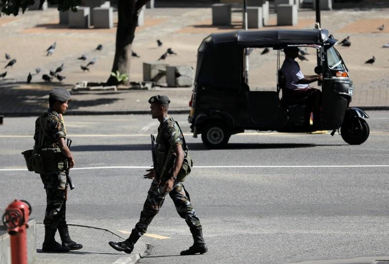 IS claims Sri Lanka blasts as government says probe making progress