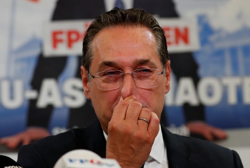 Austrian far-right politician resigns over rat poem
