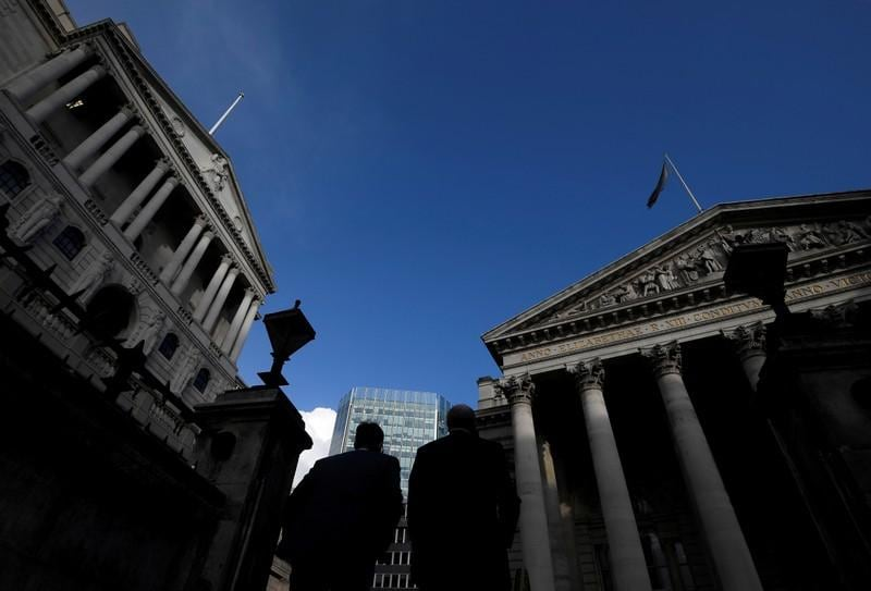 Britain starts search for highest calibre Bank of England governor