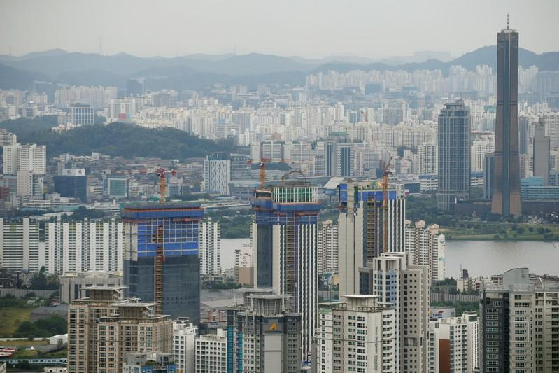 South Korea economy unexpectedly contracts in first-quarter, worst since global financial crisis