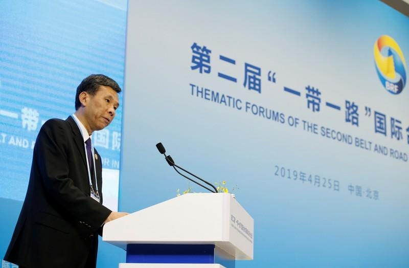 China seeks to allay fears over Belt and Road debt risks