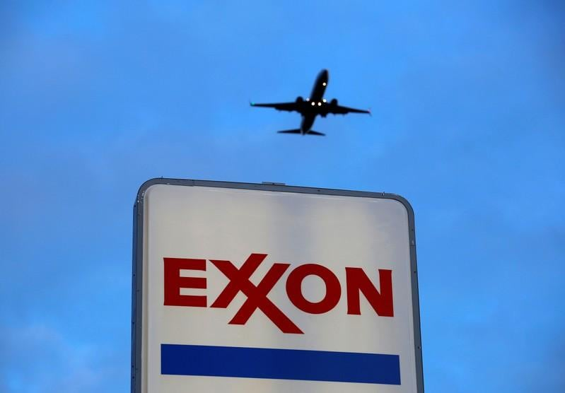 Exxon Mobils firstquarter profit misses estimates on lower oil gas prices