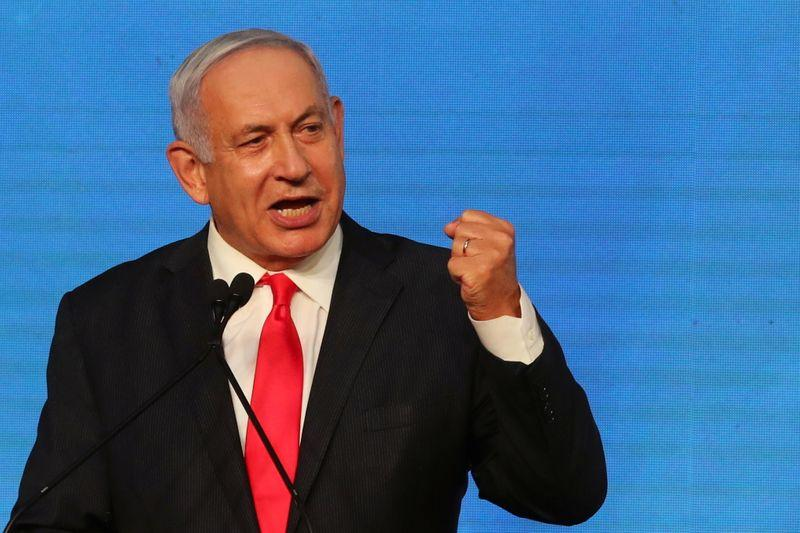 Factbox King Bibi or Crime Minister Netanyahus political and legal troubles