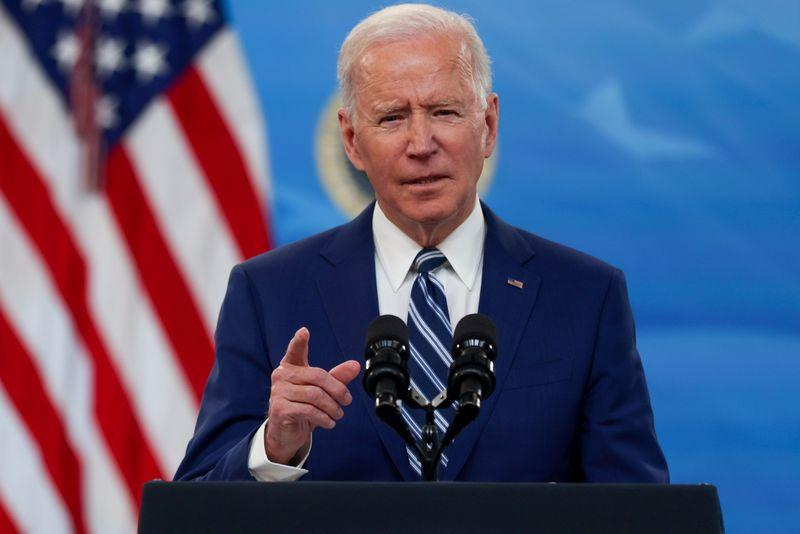 Biden will press US companies to pay acceptable level of tax