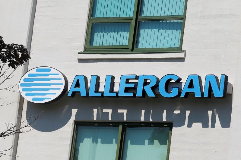 EPS for Allergan plc (AGN) forecasted at $3.36