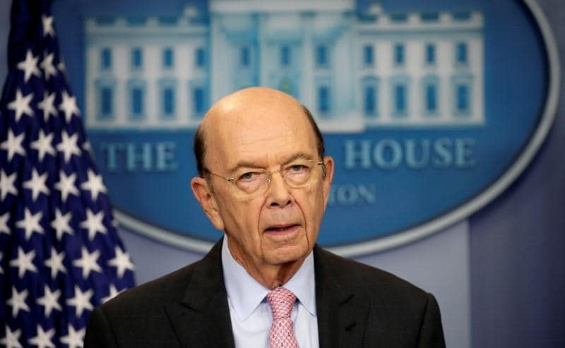 USA commerce secretary: 5G is a priority for Trump administration