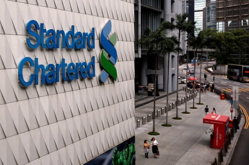 Standard Chartered profits grow by a fifth up to $1.26bn
