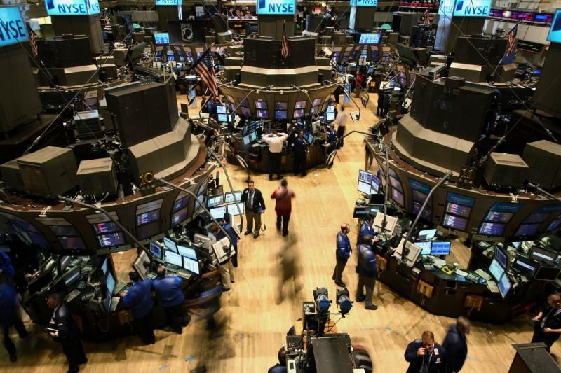 US Stocks Decline as Fed Keeps Rates Steady