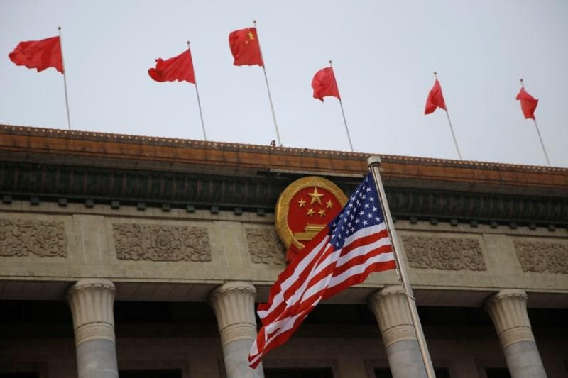 Orwellian nonsense: USA warns China, says stop threatening American citizens